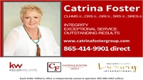 Keller Williams Realty - Catrina Foster