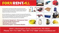 Forx Rentall