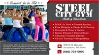 Steel City Health & Fitness