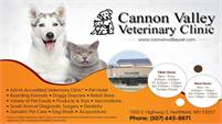 Cannon Valley Veterinary Clinic