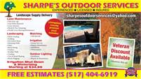Sharpes Outdoor Services