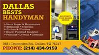 Dallas Best's Handyman