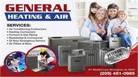 General Heating & Air