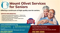 Mt. Olivet Services for Children & Seniors