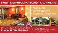 Faush - Metropolitan Manor Apartments