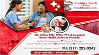 Anointed Touch Home Healthcare Inc.