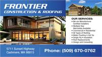 Frontier Roofing Company