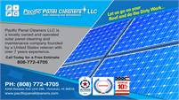 Pacific Panel Cleaners LLC