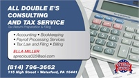 All Double E's Consulting & Tax Service