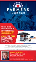 Farmers Insurance Jordan Agency Inc