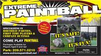 Extreme Paintball