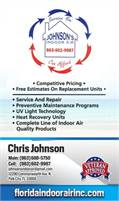 Johnson's Indoor Air LLC