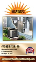 Sun Country Heating & Cooling   Sun City Heating & Cooling