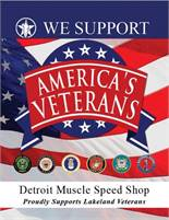 Detroit Muscle Speed Shop
