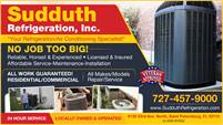 Sudduth Refrigeration, Inc.