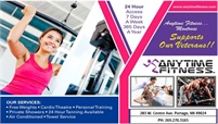 Anytime Fitness - Portage
