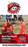 Des Moines Menace Soccer Club