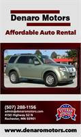 Affordable Auto Rental & Denaro Motors