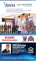All Western Mortgage Inc - Will Herring