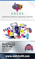 AVT Sales - Andy Trotti