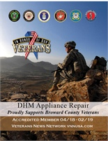 DHM Appliance Repair