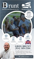 Brunt Insurance & Financial Services - Greg Brunt