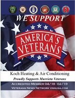 Koch Heating & Air Conditioning Inc