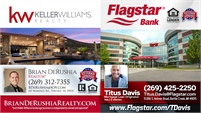 Keller Williams Realty - Brian DeRushia | Flagstar Bank - Titus Davis