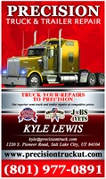 Precision Truck & Trailer Repair
