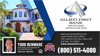 Allied First Bank - Del Mar