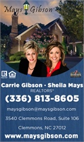 Mays Gibson - Carrie Gibson
