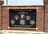 D.J. Mahn - G.A. Sutton VFW Post 1831