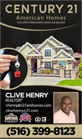 Century 21 American Homes - Clive Henry