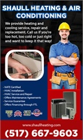 Shaull Heating & Air Conditioning