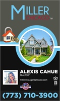 Chicago Miller Real Estate - Alexis Cahue