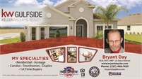 Keller Williams Gulfside Realty - Bryant Day