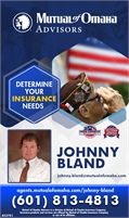 Mutual Of Omaha Advisors - Johnny Bland