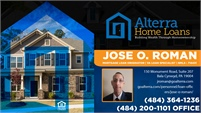 Alterra Home Loans - Jose O Roman