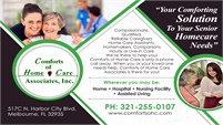 Comforts Of Home Care Associates, Inc.