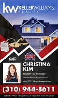 Christina Kim - Keller Williams Realty
