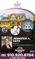 Berkshire Hathaway All American Homes -  Jennifer A. Pate