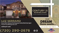 CENTURY 21 ReCom Real Estate - Luz Serrano