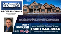 Coldwell Banker Professionals - Tony Berdych