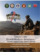 HealthMarkets Insurance - Aaron Cain