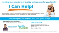HealthMarkets Insurance - Sammy Mitchell