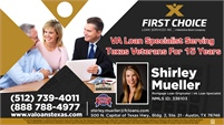 First Choice Loan Services Inc  - Shirley Mueller