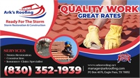 Arks Roofing