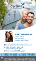 Certainty Home Loans - Mary Magallan