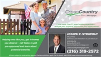 CrossCountry Mortgage - Joseph F Strumbly