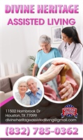Divine Heritage Assisted Living